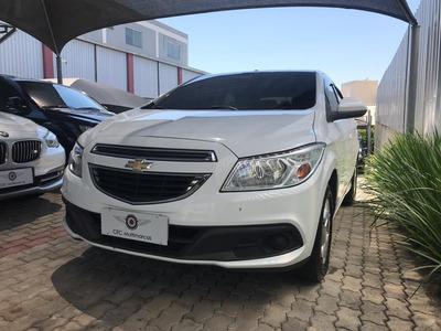 Chevrolet Onix 1.0 Lt 2014/2014 Branco - Flex Completo