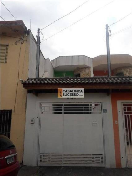 Sobrado Frontal 120m² 3 Dormts. 2 Vagas Próx. À Av. Dr. Pereira Vergueiro - So0852 - So0852