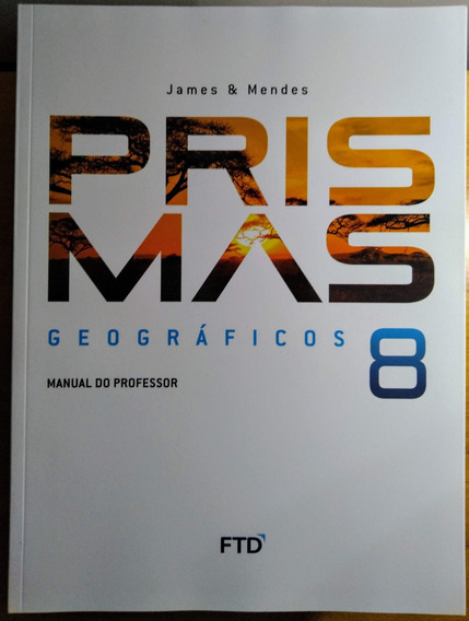 Prismas Geográficos 8 Manual Professor