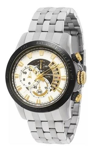 Relógio Technos Masculino  Carbon  Os1aas/1b