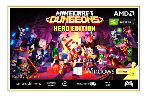 Minecraft Dungeons - Hero Pc