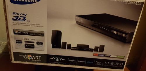 Samsung Home Theater Bluray 3d 5.1 Sonido 3d 2d1000wat