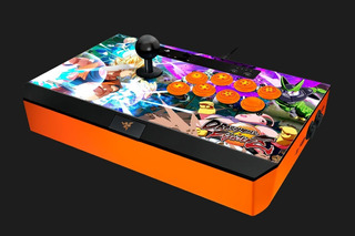Gamepad Razer Panthera Arcade Stick Ps4 Dragon Ball Fighter