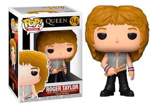 Funko Pop Rocks Queen-roger Taylor 94 (33716)