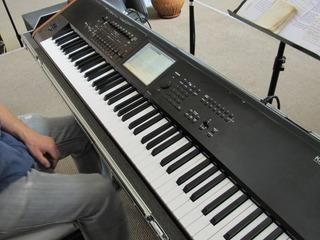 Sintetizador Korg Kronos 2 - 88 Teclas