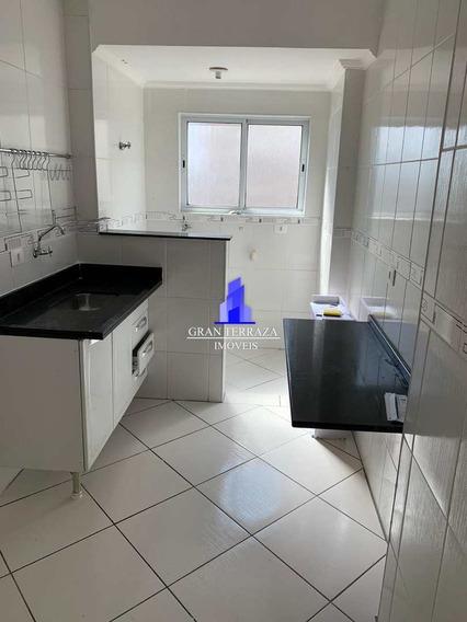 Apartamento Com 1 Dorm, Canto Do Forte, Praia Grande - A660