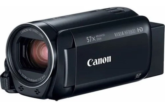 Filmadora Canon Vixia Hf R800 - Original - Com Nf