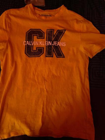 5 Playeras Calvin Klein