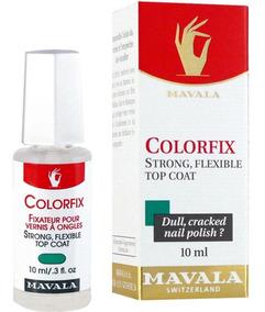 Mavala Colorfix For Nail - Base Fixadora De Esmalte 10ml Blz