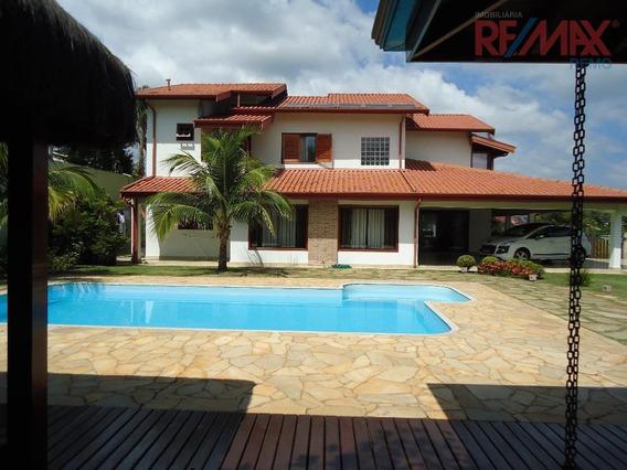 Casa No Condomínio Mais Cobiçado Da Região, Perto Do Porto. - Ca4699
