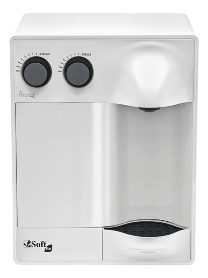Purificador Água Refrigerado Por Compressor Soft Star Branco
