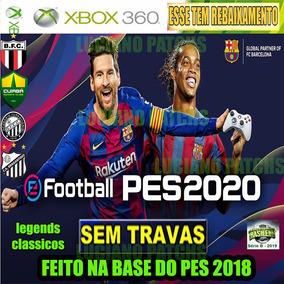 Patch Efootball Pes 2020 Xbox 360 Rebaixamento Euro Pes 2018