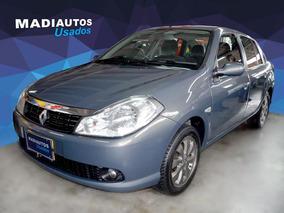 Renault Symbol Ii Luxe Mec 1.6 Sedan 2011