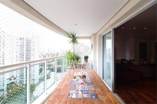 Imagem 1 de 17 de Apartamento Com 3 Dormitórios À Venda, 117 M² Por R$ 1.675.000 - Vila Leopoldina - São Paulo/sp - Ap17549