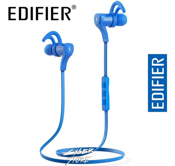 Fone De Ouvido Bluetooth 4.1 Sem Fio Edifier W288bt Original Nfc Hi-fi Ipx4 P/ Academia Esportes