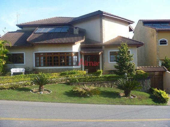 Casa De Condomínio Com 3 Dorms, Parque Residencial Itapeti, Mogi Das Cruzes - R$ 1.8 Mi, Cod: 7012 - V7012