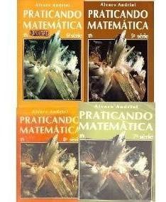 Coleção Completa Praticando Matemática - Editável No Word