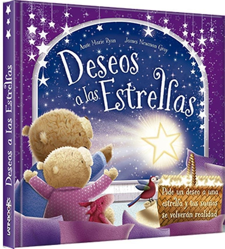 Imagen 1 de 2 de Deseos A Las Estrellas - Luna Azul