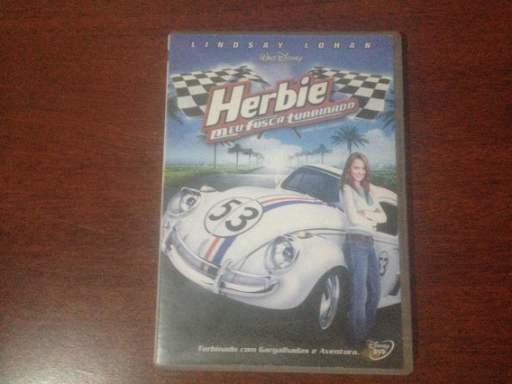 Dvd Herbie Meu Fusca Turbinado