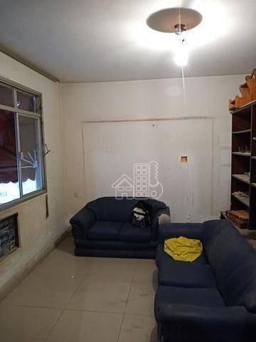 Apartamento Com 2 Dormitórios À Venda, 85 M² Por R$ 268.000,00 - Santa Rosa - Niterói/rj - Ap3808