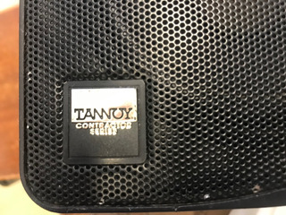 Tannoy Cpa 6 Coaxiales Ingleses
