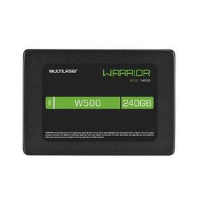 Memória Ssd Warrior 240gb Axis 500 Ss210