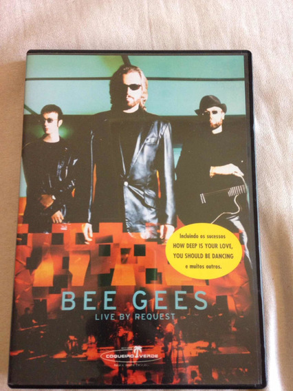 Dvd Bee Gees - Live By Request