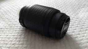 Lente Nikon 55mm X 200mm Af Vr Defeito