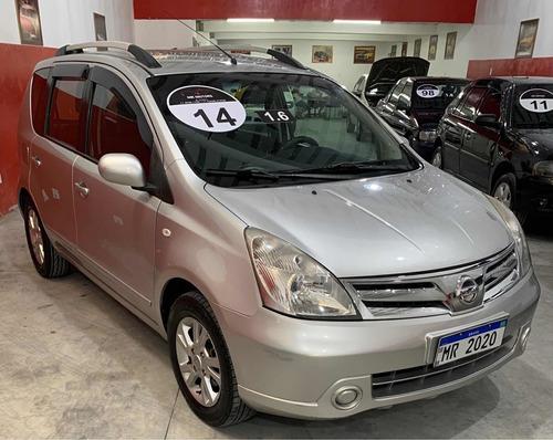 Nissan Livina 2014 1.6 S Flex 5p