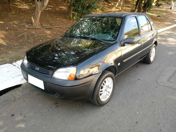 Ford Fiesta Gl Zetec 2000 1.0
