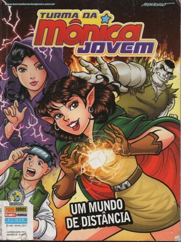 Revista Turma Da Mônica Jovem 2 (2017)