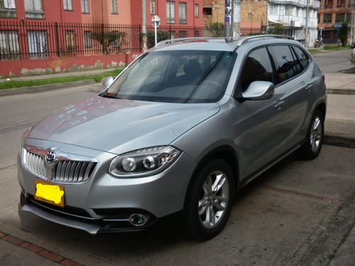 Brilliance V5 2013