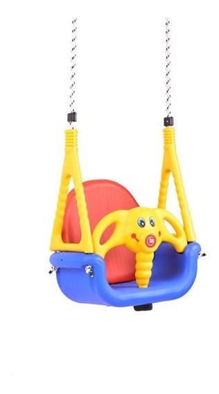 Hamaca Infantil Niños Bebe Elefantito Rodacross Mipong
