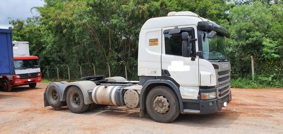Scania P360 6x2 -2012 $169.990,00 A Vista Cada -02 Unidades