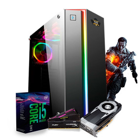 Pc Gamer I5 8400 B360m Aorus Gaming 3 Gtx1060 6gb 16gb