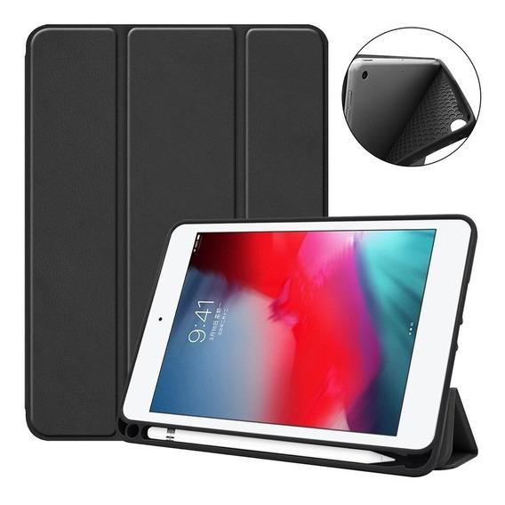 Capa Smart Case iPad Mini 5 2019 Com Slot Para Caneta