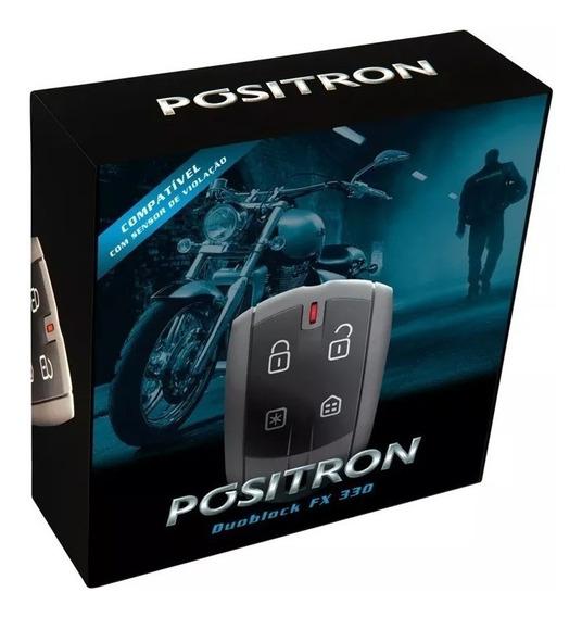 Alarme Duoblock G7 Ded. Yamaha Ybr Factor 125 10/ Positron