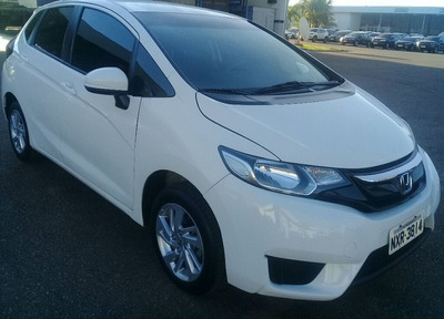 Honda Fit 1.5 Dx 16v Flex 4p Automatico 2017/2017
