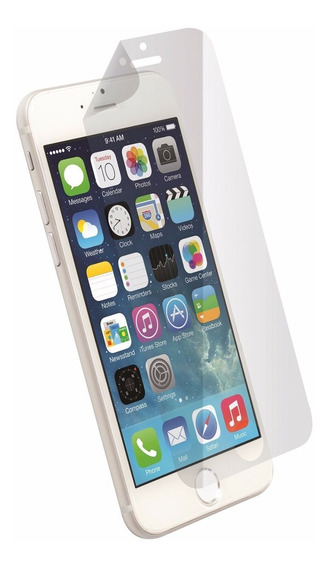 Mica Protectora Pantalla iPhone 6s, 6 Antibrillo