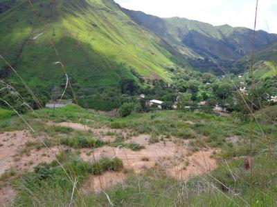 Terreno En Venta Loma Brisa Pie De Cerro La Victoria