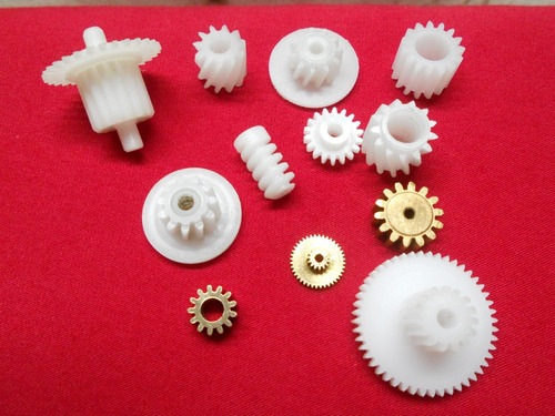 Imagem 1 de 9 de Fabricaçao De Engrenagens De Pequenas Medidas Sob Encomenda
