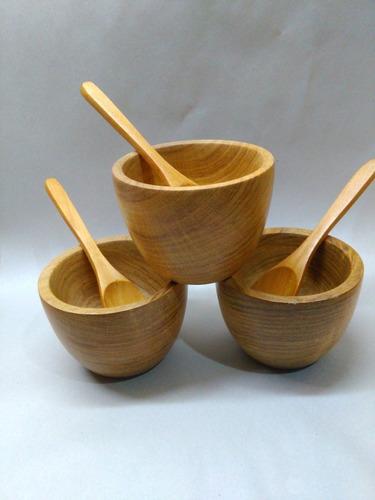 Bowls Cuenco De 14 Cm Algarrobo Y Calden Tienda Liv