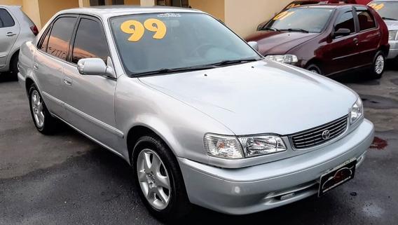 Toyota Corolla Xei 1.8 Completo 1999