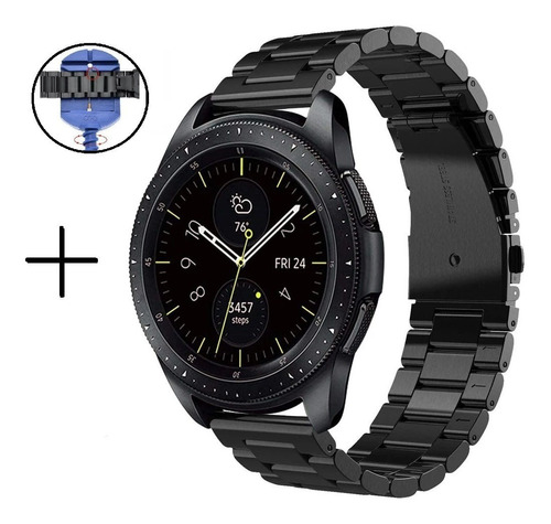 Pulso Acero Inoxidable Reloj Samsung Galaxy Watch 46 Mm