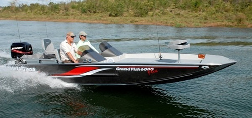 Barco Metalboat Grand Fish 6000 Flex