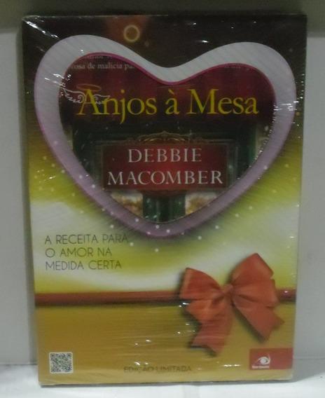 Livro Anjos À Mesa Debbie Macomber Edição Ltda Com Luva