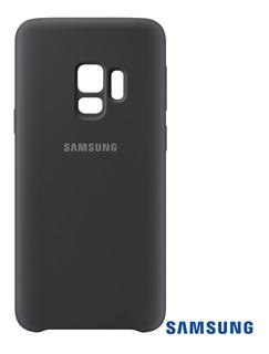 Capa De Silicone Galaxy S9 Original