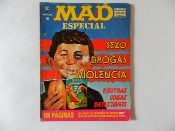 Revista Mad Especial Nº 9