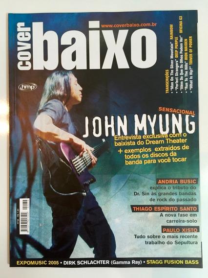 Revista Cover Baixo - Ed 38 - Nov/2005 - John Myung