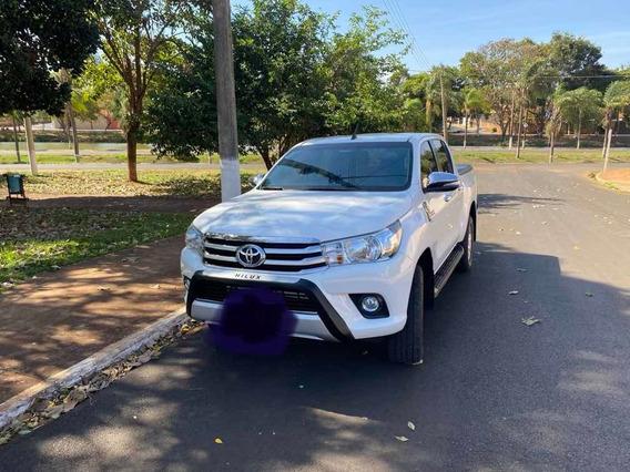Toyota Hilux 2018 2.7 Sr Cab. Dupla 4x2 Flex 4p
